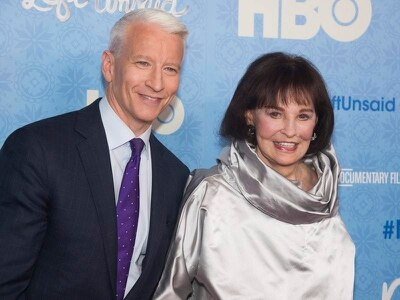Heiress and designer jeans queen Gloria Vanderbilt dies aged 95