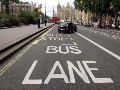 Councils sweep nearly £42m from bus lane fines