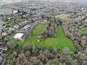 The property in Kingsland, south west of Shrewsbury town centre, will be ready for occupation from October 2022