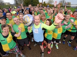 Telford runner Jim is still going strong at 80 - with pictures