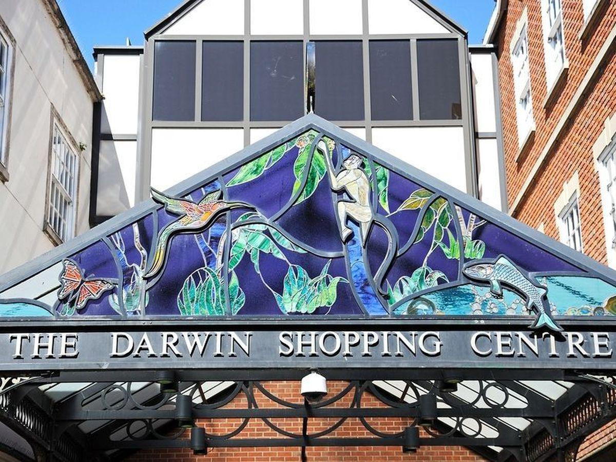 Darwin Shopping Centre, Shrewsbury