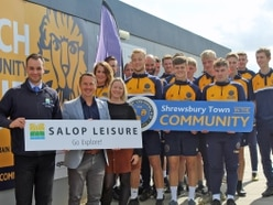 Leisure company vows to support charity