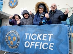 Shrewsbury fans snap up tickets for FA Cup clash with Liverpool