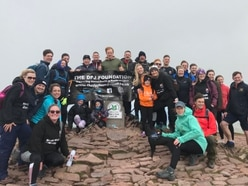 Family trio completes peaks challenge raising more than £11,500 for charity