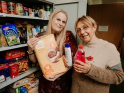 'Trying times' for Ludlow foodbank staff