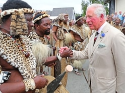 Watch: Prince Charles opens new garden at Royal Welsh Show