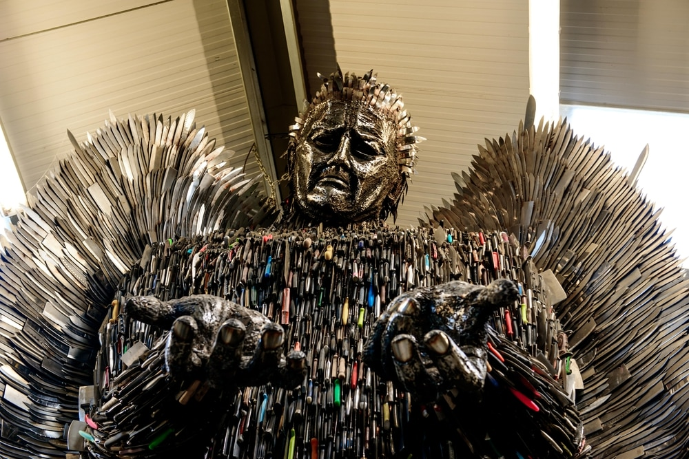 Knife Angel Of The North Hull Makes Bid For Iconic