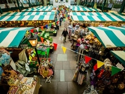 Events and late openings at Shrewsbury Market Hall in run up to Christmas