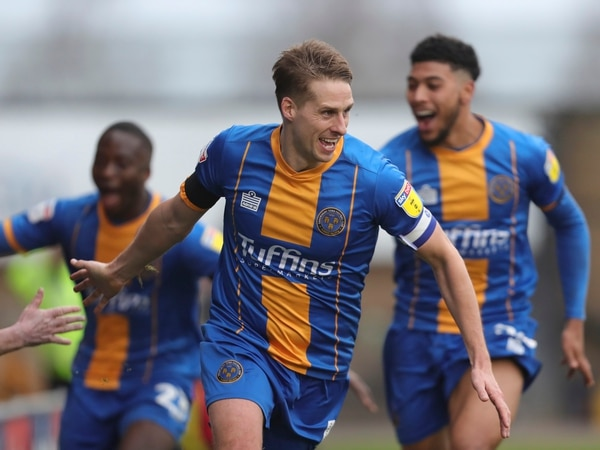 Bristol Rovers v Shrewsbury preview: Dave Edwards on hand to play important rallying role at Shrewsbury Town
