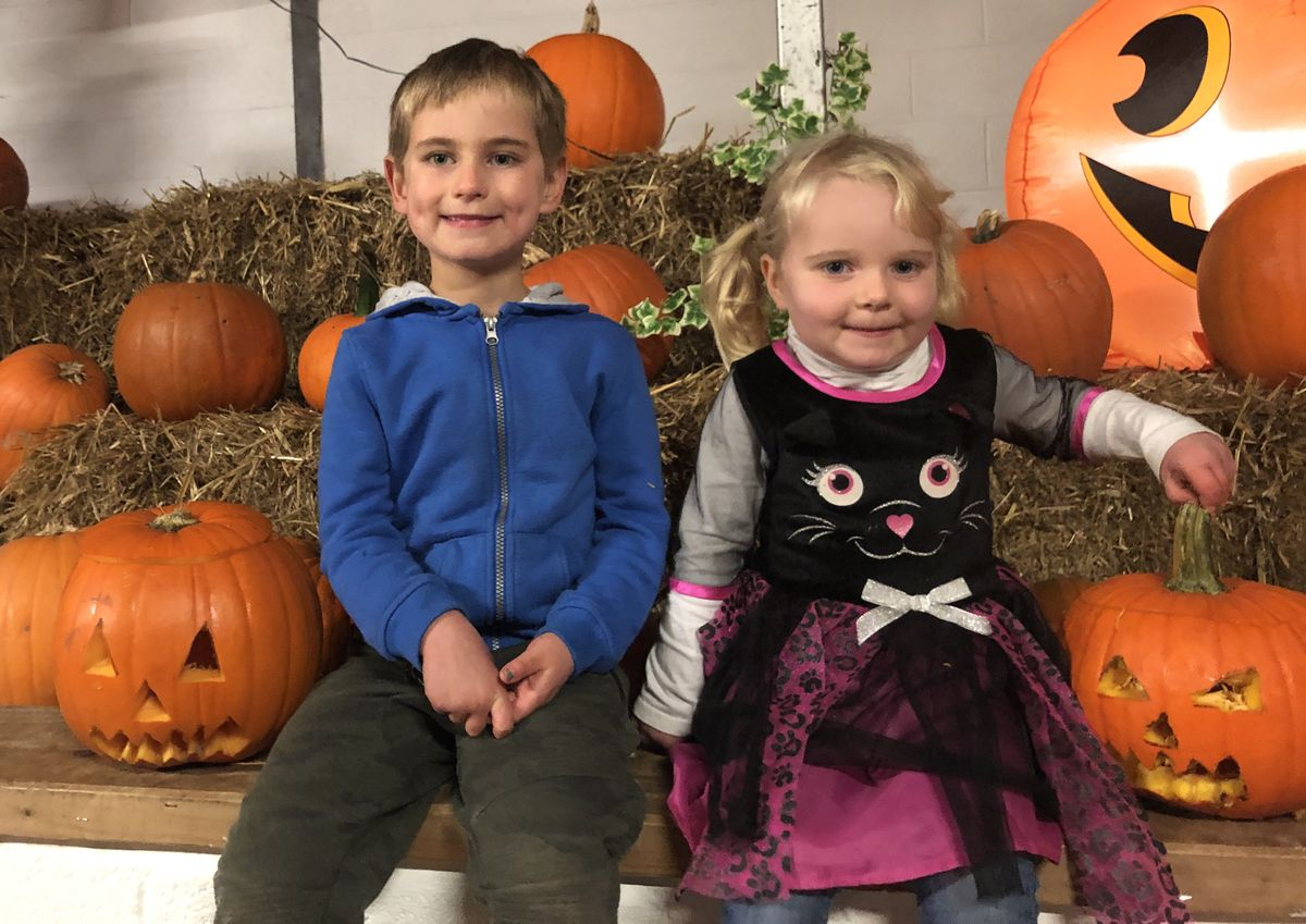 Happy customers at last year's Pumpkinfest