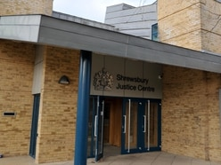 Arrest warrant for man who drove dangerously near RAF Cosford