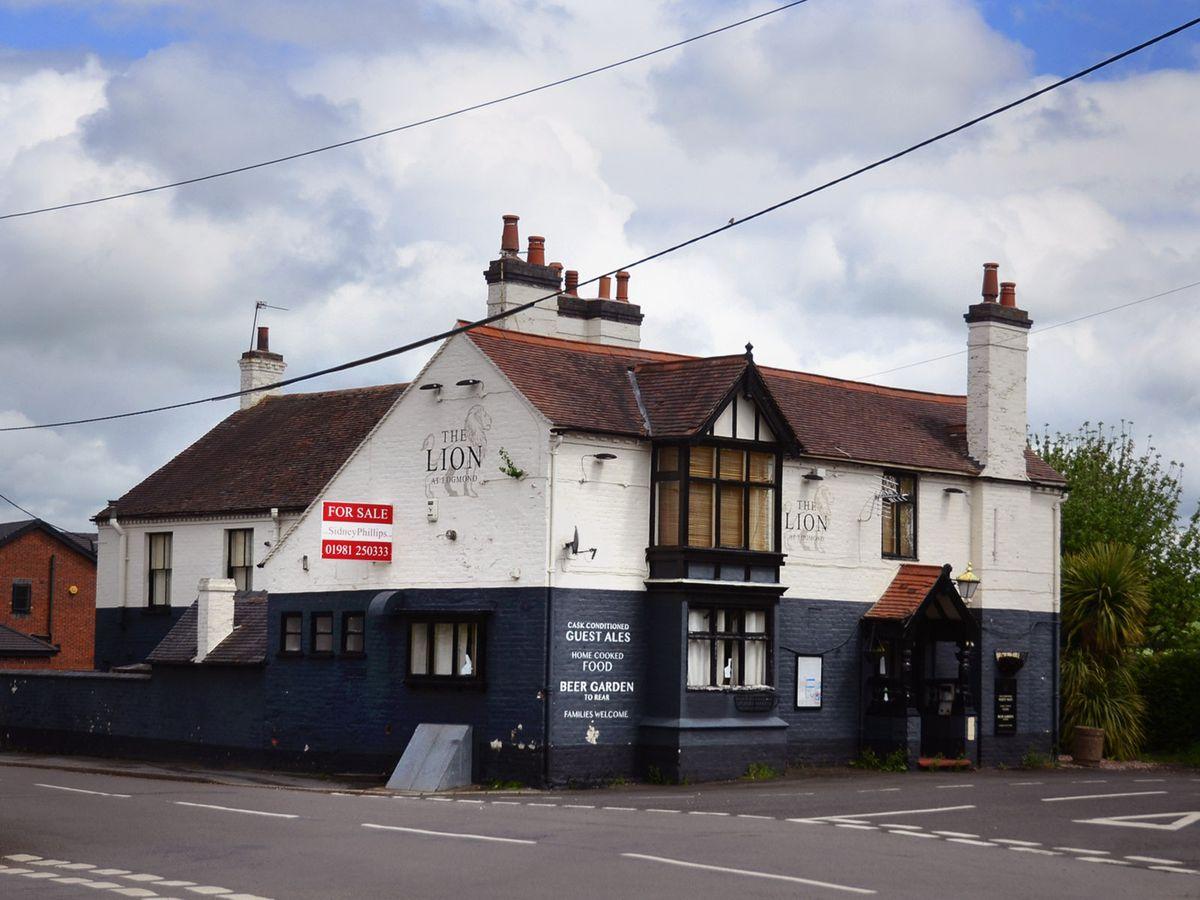 The Edgmond Lion Pub