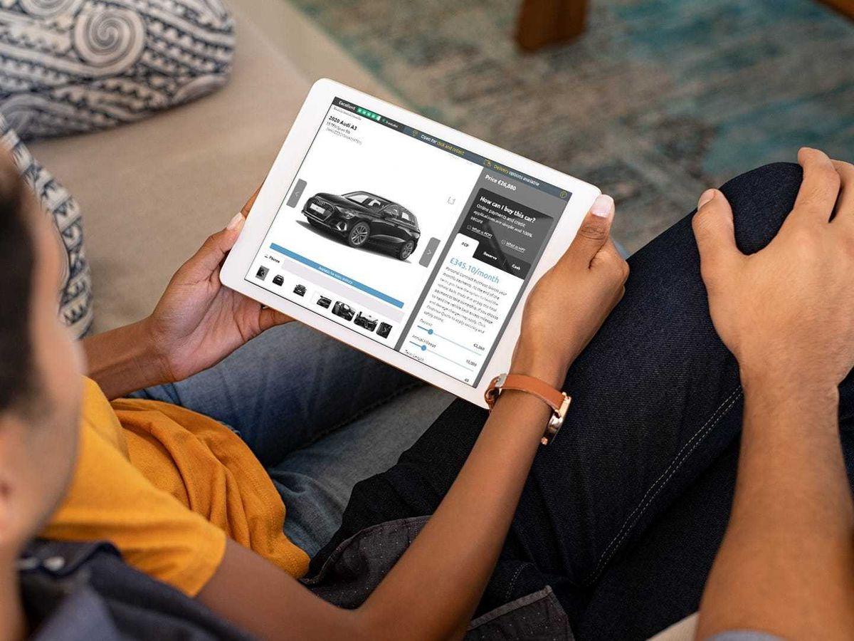 GForces online car buying