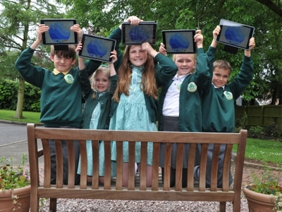 Parent power sees pupils bag iPads for lessons