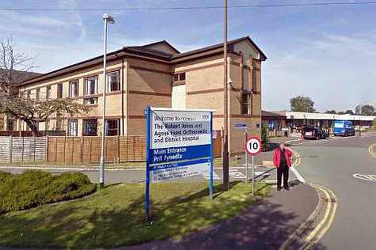 Bosses hit back in Oswestry Orthopaedic Hospital waiting time probe