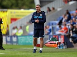 John Askey relieved after first Shrewsbury Town win