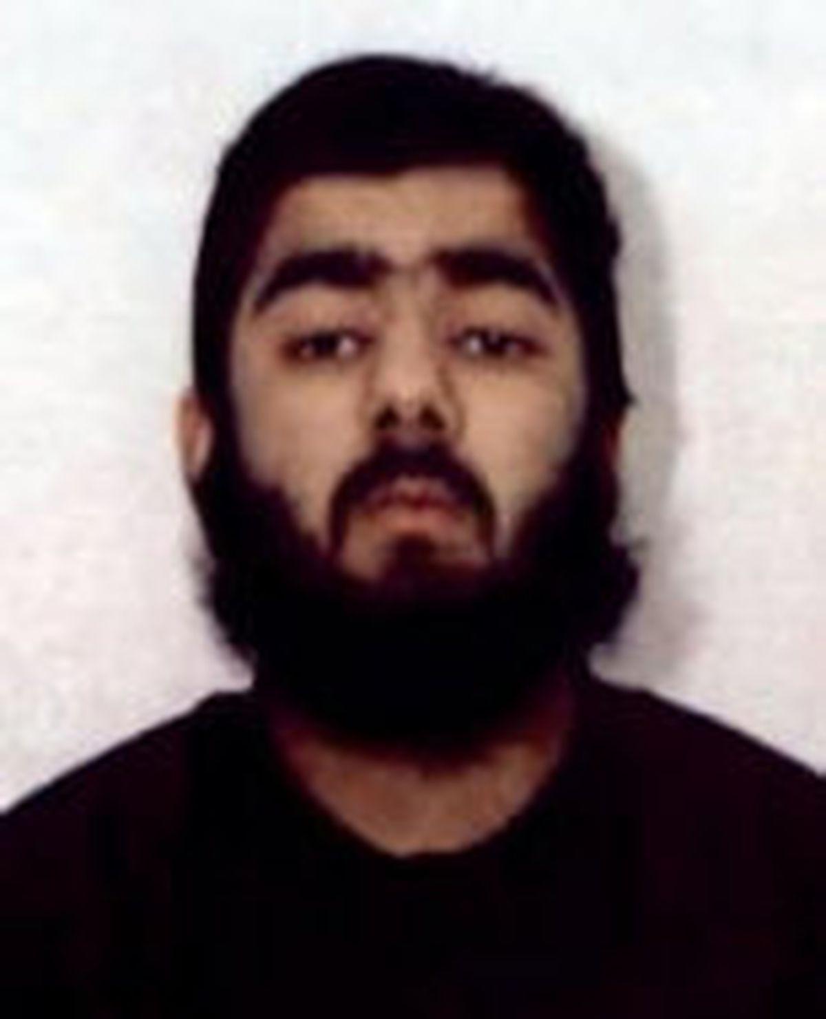 Usman Khan aged 20
