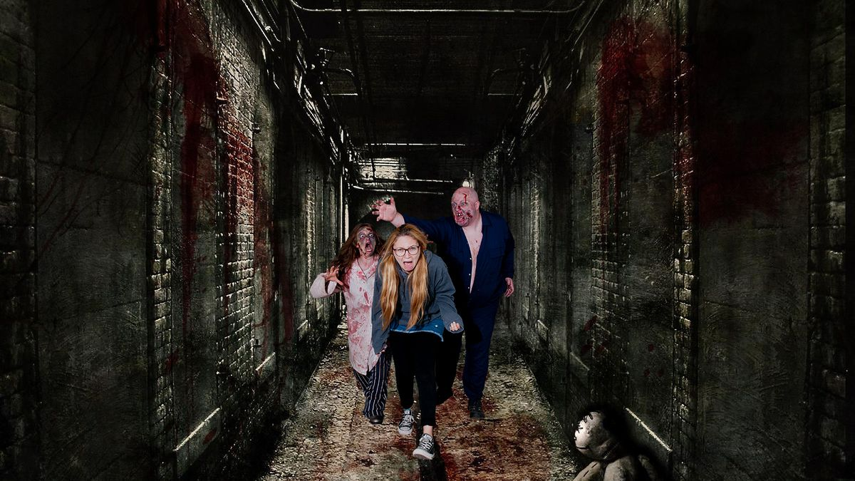 A spooky event with Jailhouse Tours