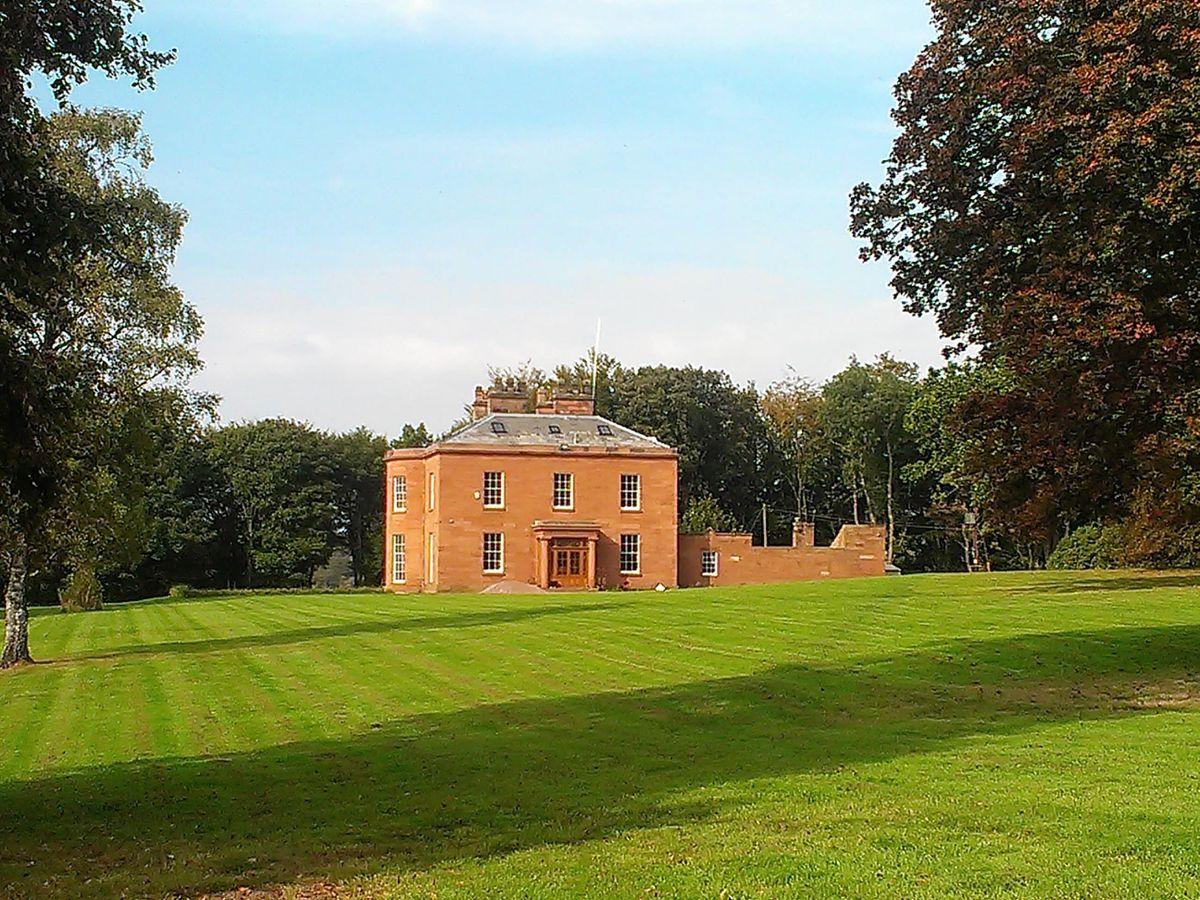 Fraud of Stephen Day funded Scottish estate