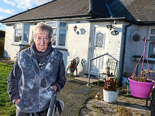 Newtown woman wants rid of insulation 'nightmare'