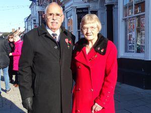Sandra and Dave Gittus MBE