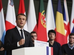 Emmanuel Macron calls for joint eurozone budget in plea for greater unity
