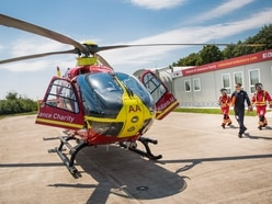 Virtual bucket collection raising money for Midlands Air Ambulance Charity