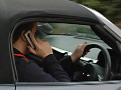 New mobile phones campaign to target drivers in Shropshire