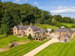 Luxury Shropshire farmhouse on the market for £950,000
