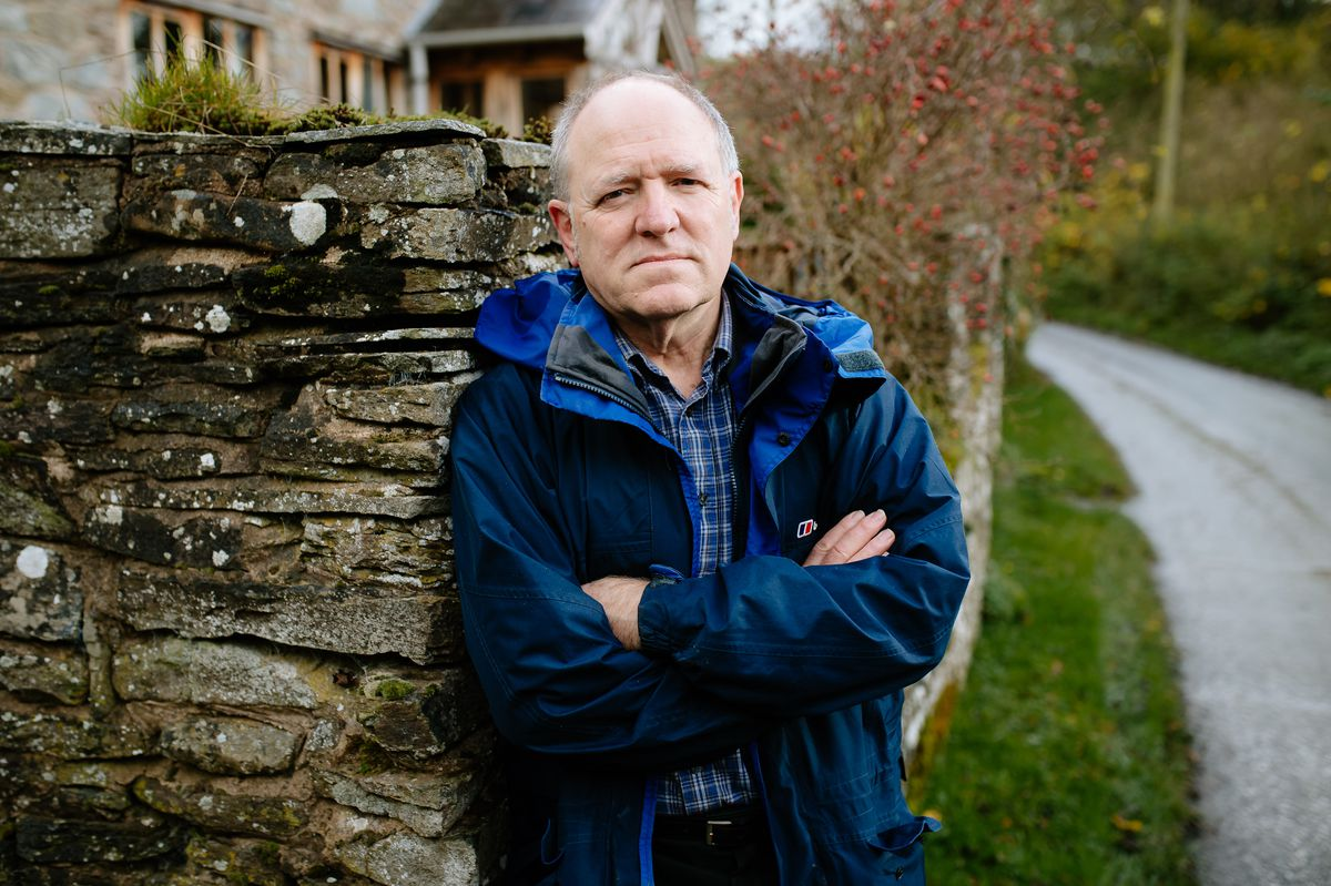 Dave Driscoll from Mardu near Clun, was left staggered when he was quoted £157,000 for an improved internet connection