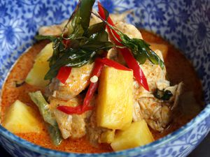 Food review: The King and Thai, Broseley