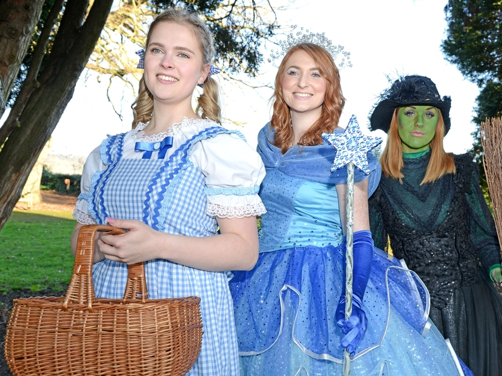 Audiences off to see the wizard as Bridgnorth theatre company stages shows