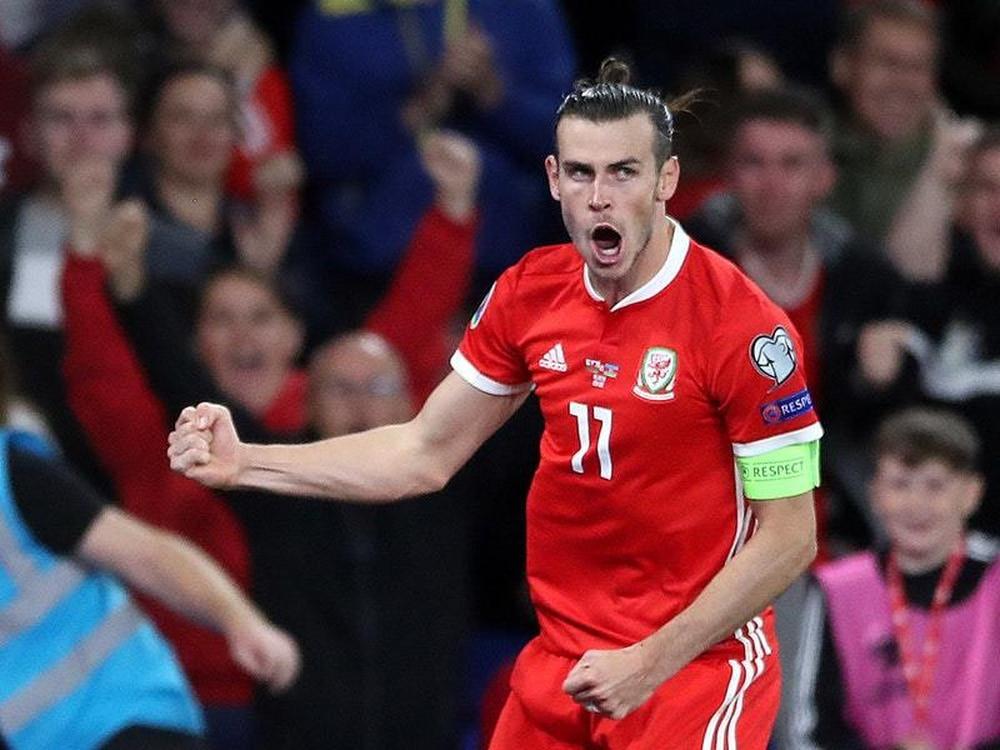 free shipping 8ba69 08bbb Gareth Bale saves Wales | Shropshire Star