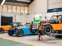 Inside Caterham: A look at how the Seven is made