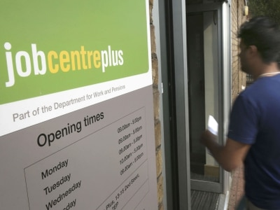 Shropshire shares rise in UK jobless figures