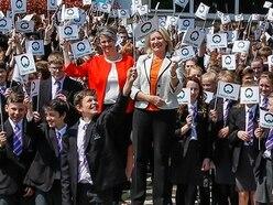 Bridgnorth school celebrates 'good' report