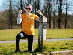 Kim Fawke is celebrating after news that parkrun could return soon