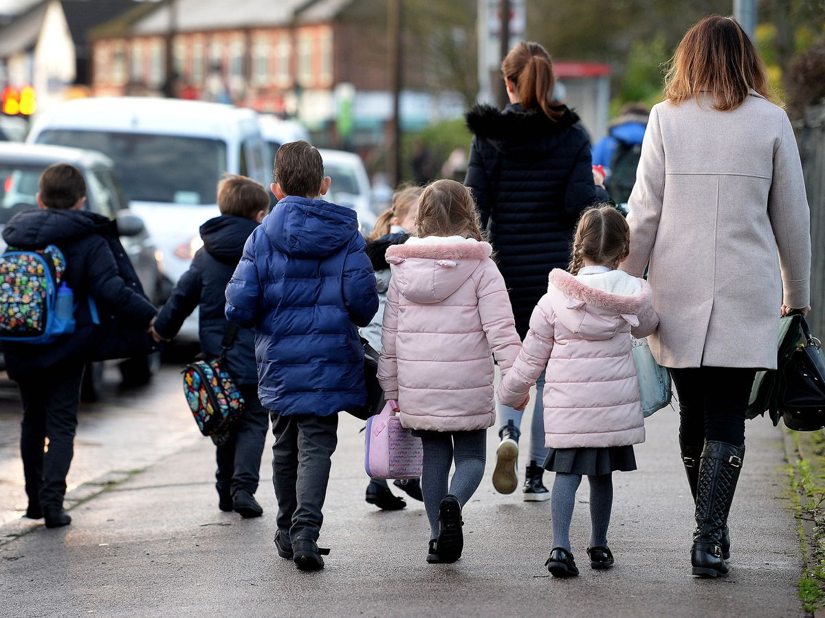 Long-lasting effects of Covid are not common in children, according to research from King's College London (Nick Ansell/PA Wire)