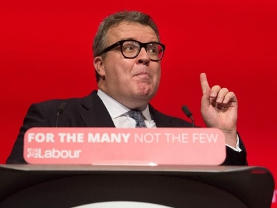 Labour's Tom Watson reveals his weight loss secrets