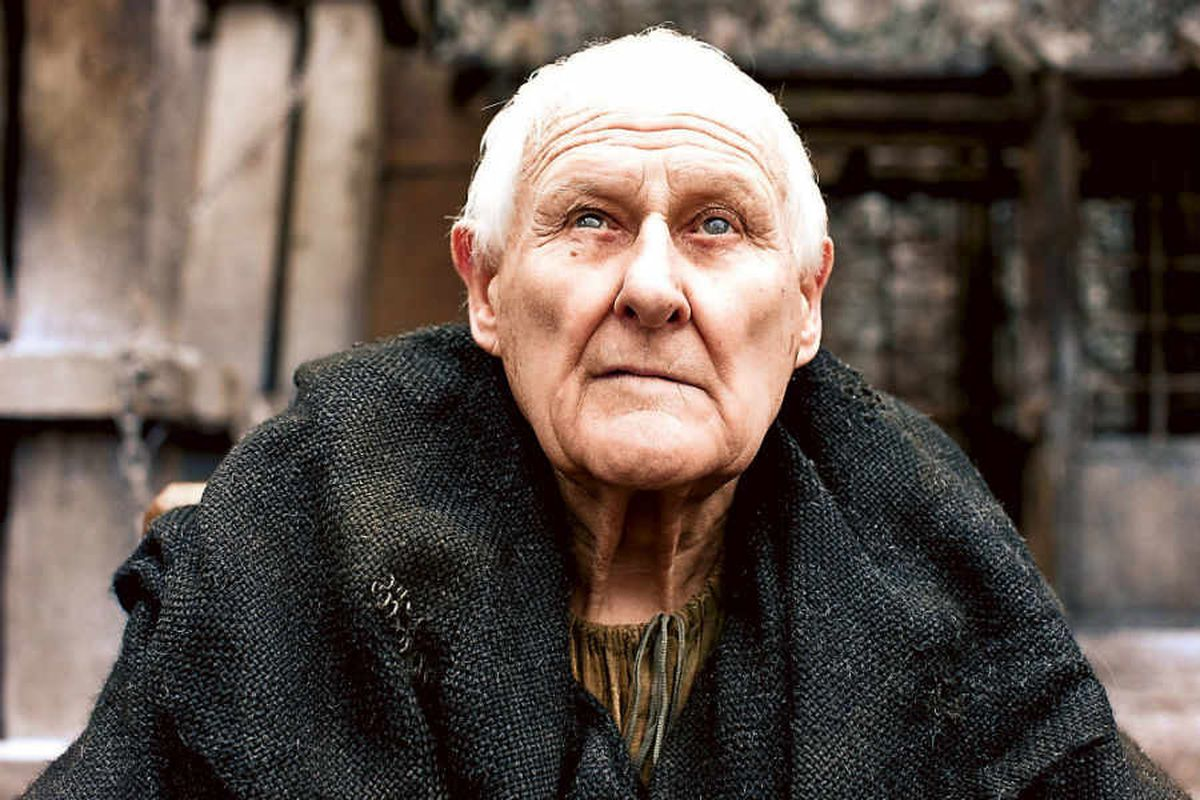 Shropshire's Game of Thrones star Peter Vaughan still game