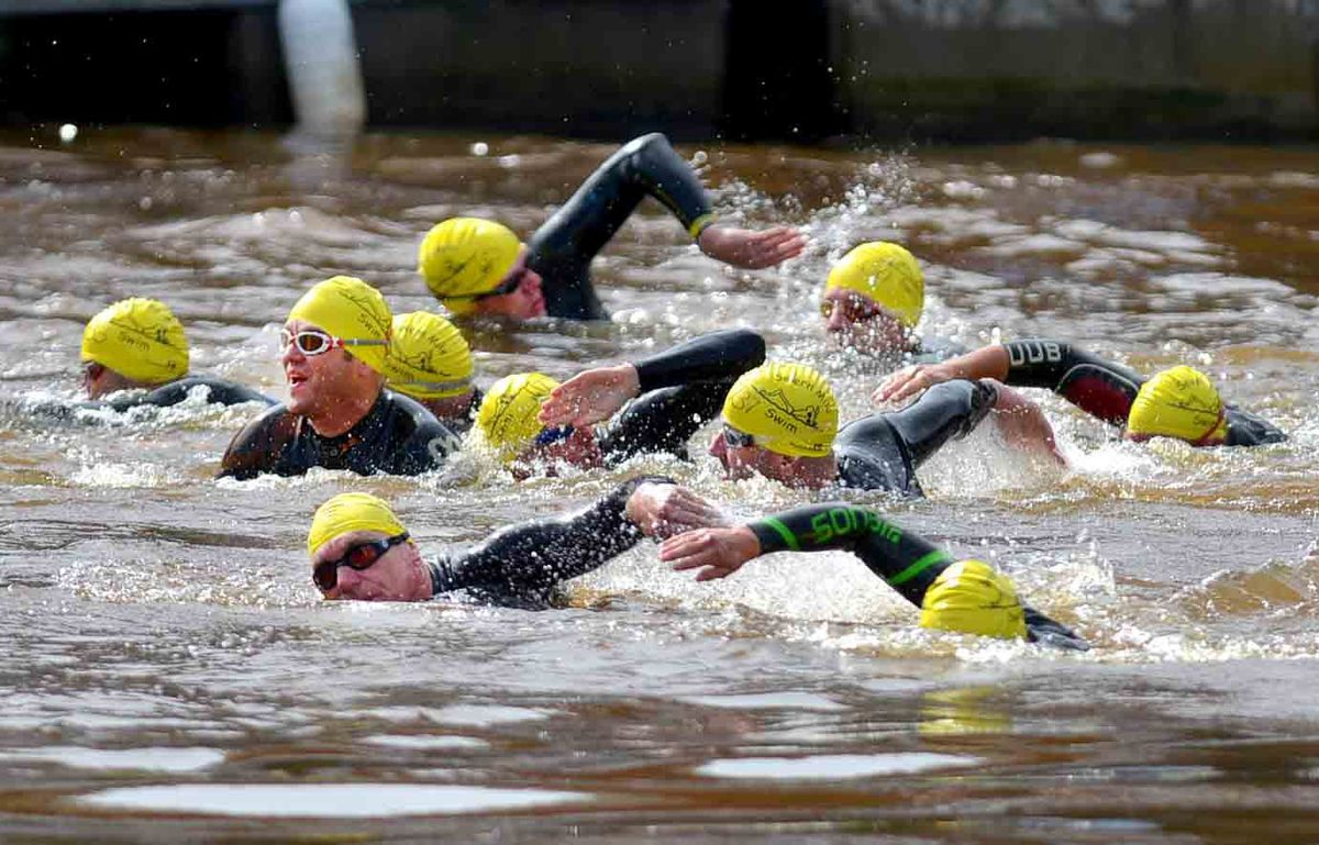 The Severn Mile