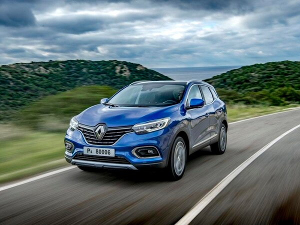 First Drive: A facelift breathes new life into the Renault Kadjar