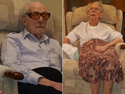 Funeral appeal for Telford dambusters RAF couple who died 10 days apart
