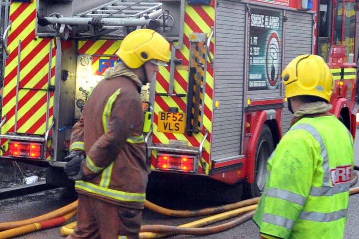 Motorcyclist dies in crash with car on A458 near Bridgnorth