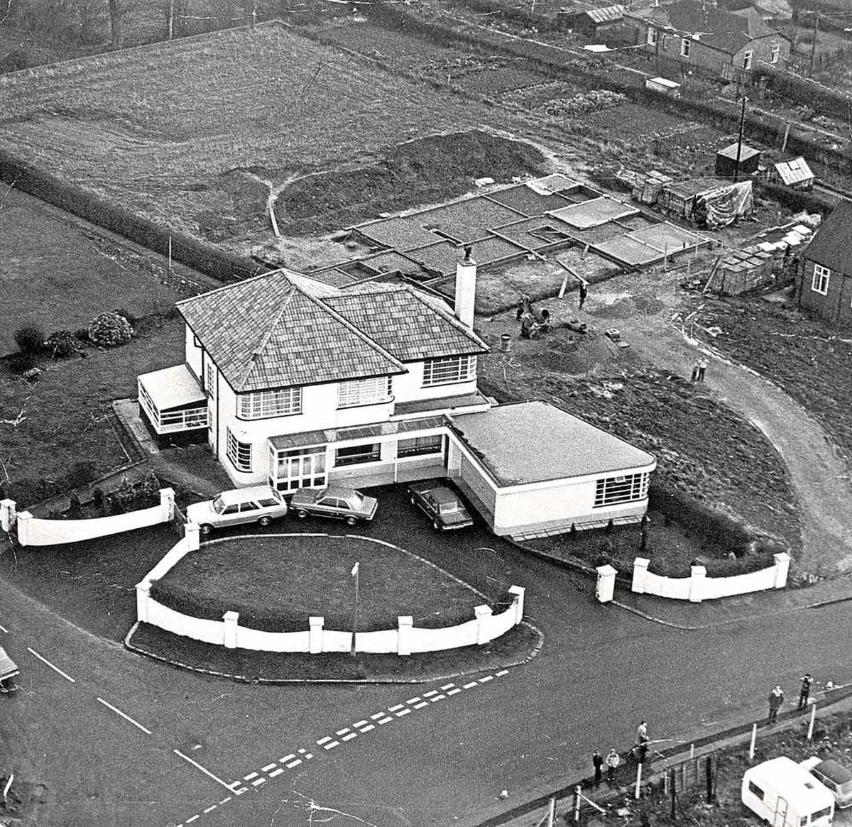 Beechcroft, the home from which Lesley Whittle disappeared