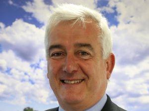 Shropshire Star farming column columnist Mike Sheldon, AHDB Board Member & Pork Sector Chair..