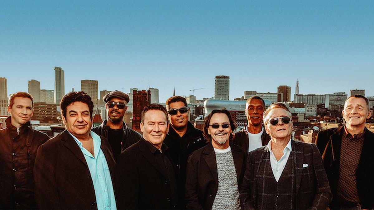UB40 will perform at Sandwell Valley Country Park in August