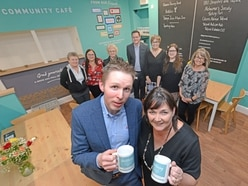 'To see it grow has been very special': Telford charity now helping more than 7,000 people a year