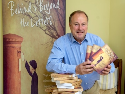Tenbury Wells magistrate launches new book