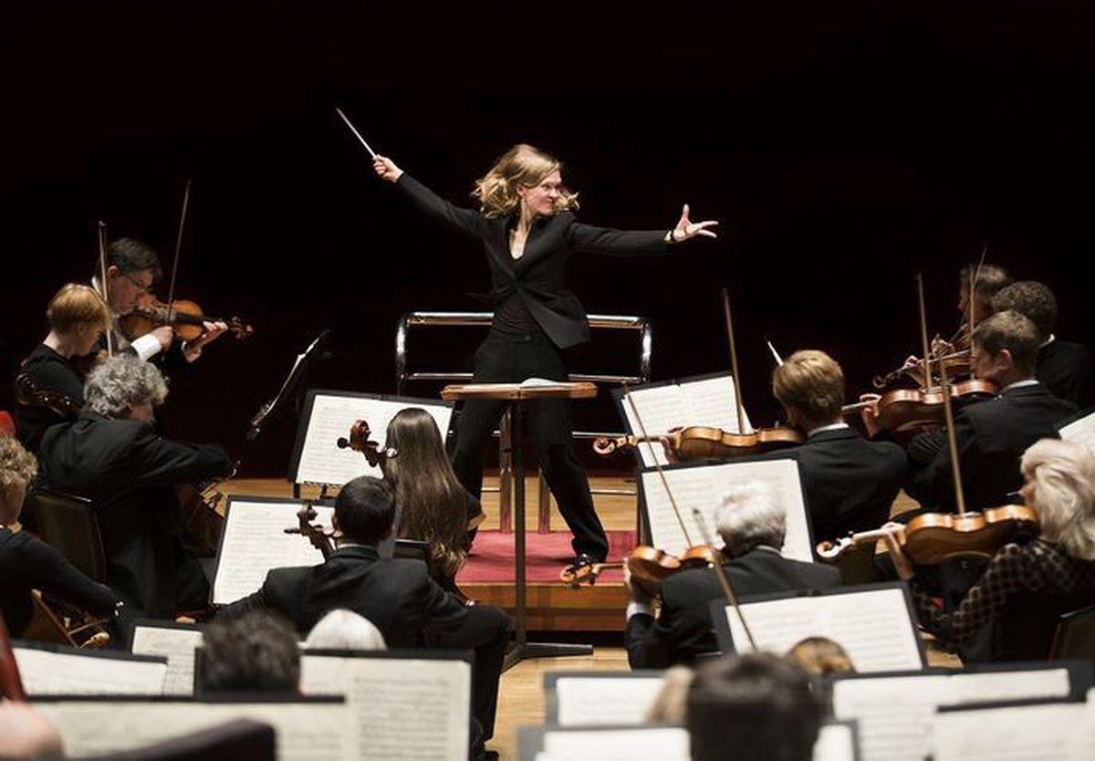 Mirga Conducts Mahler's Fourth